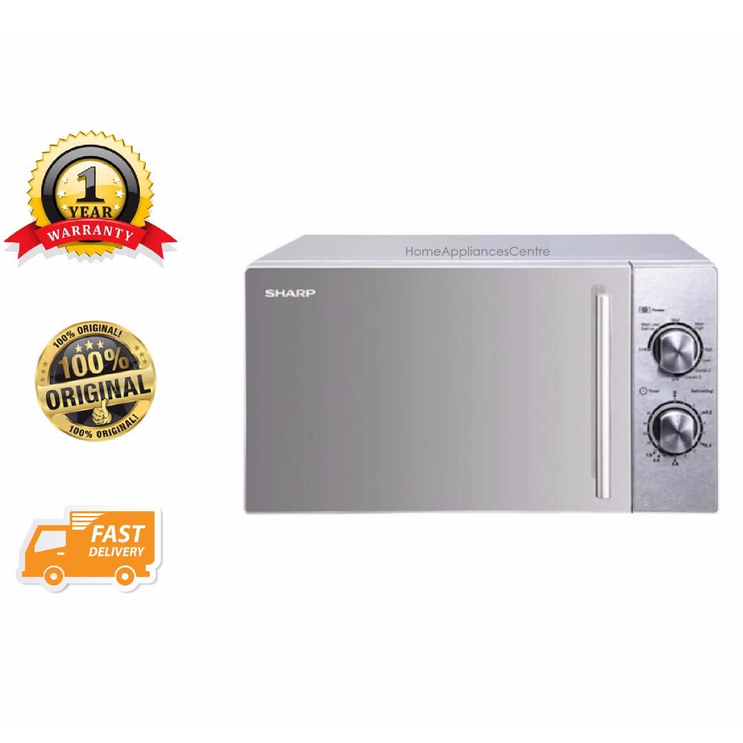 Sharp Microwave Oven With Grill R613cst Peralatan Dapur Di Carou