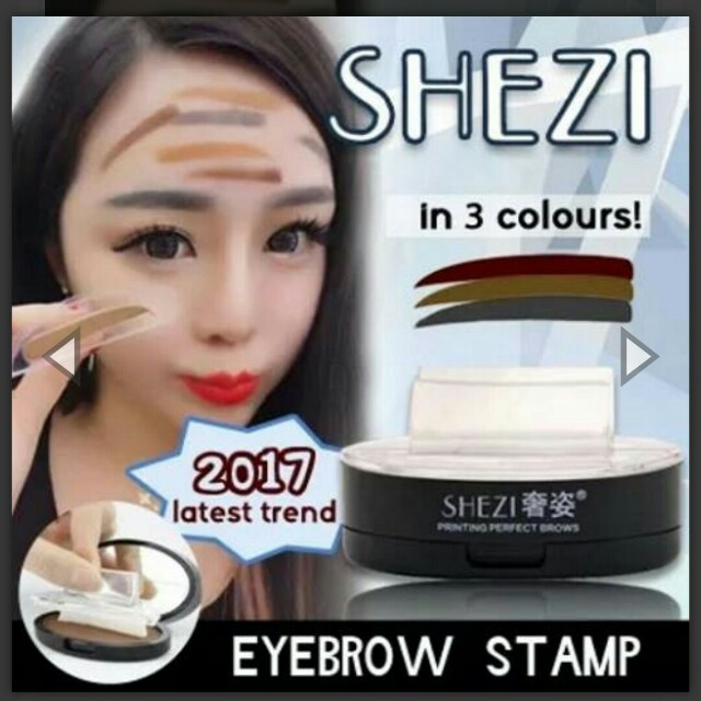 Shezi eyebrow stamp