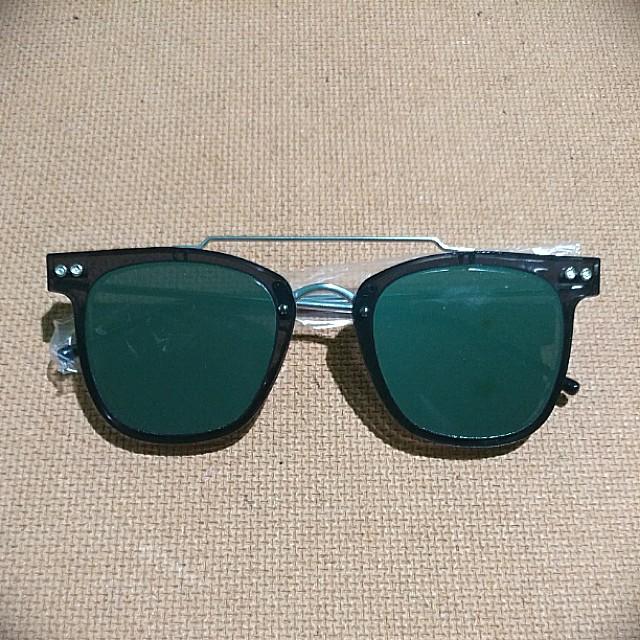 Spitfire Sunglasses FTL Select Double Lens Acetate Silver Mirror