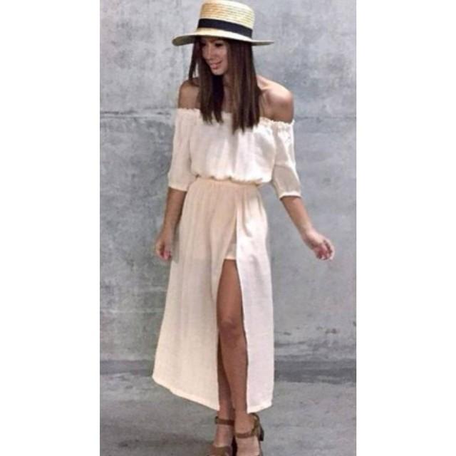 Steele Maya Maxi Dress