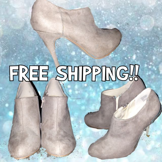 SUPER CUTE WOMENS SIZE 7 SHORT BOOT. FREE SHIPPING!!