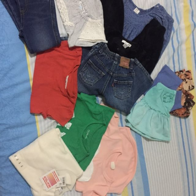 Take all P500 Lot clothes 12mos-24mos girls