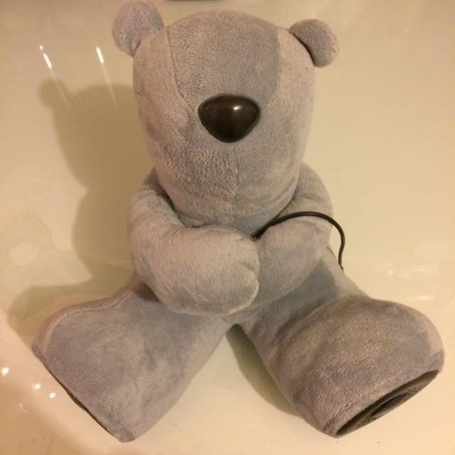 TEDDY BEAR SPEAKERS