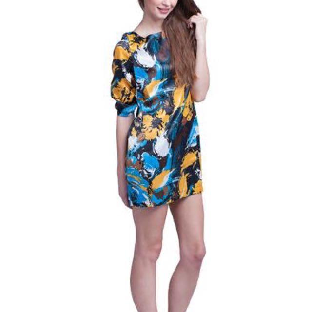 Terusan Sacksy Dress SALE Termurah