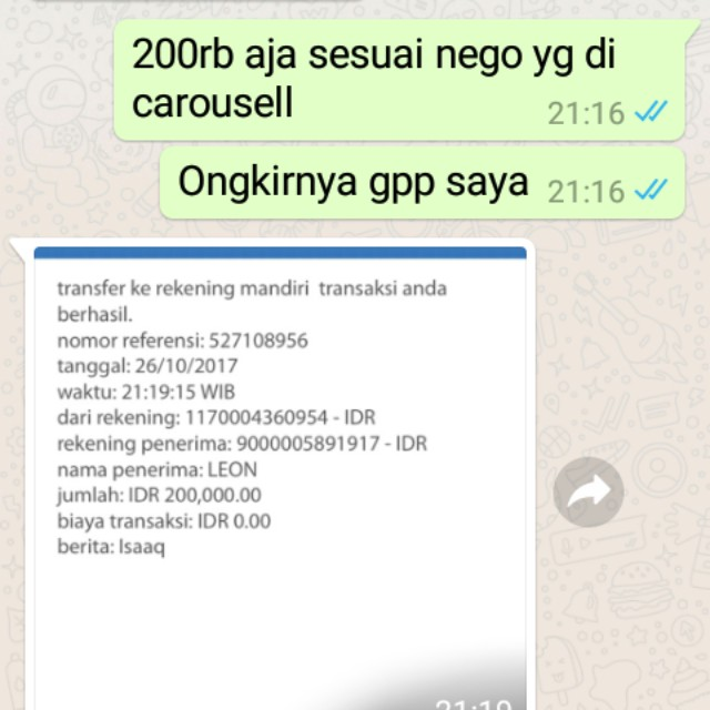 Testimoni CT full black ox