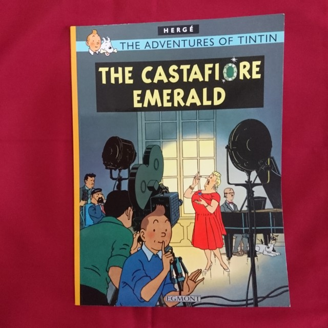The Adventures of Tintin : The Catasfiore Emerald