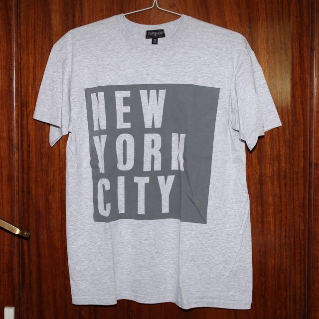 TOPSHOP New York T-Shirt