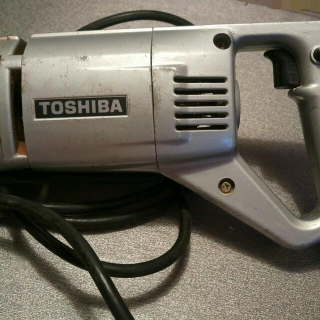 TOSHIBA(東芝)~6.5mm~日製全鋁合金外殼電鑽(含運)