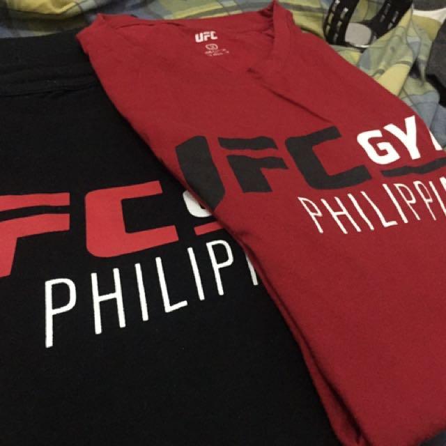 UFC GYM PH Shirt MEDIUM