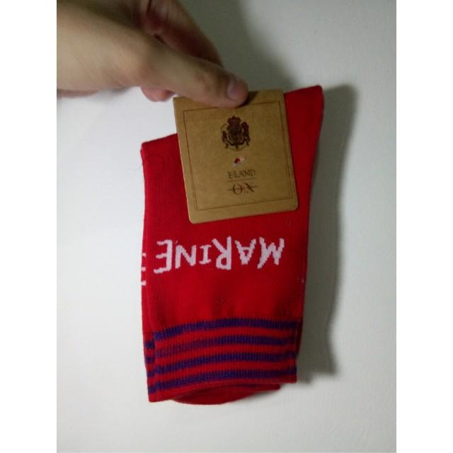 UNISEX KOREAN SOCKS ON HAND
