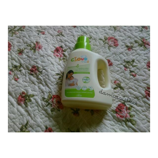 Velvet CLOUD Detergent