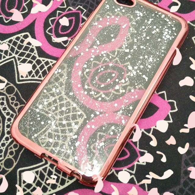 Vivo V5 Plus Glitter Case