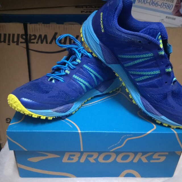 593d49314 Women brooks cascadia 11 to let go