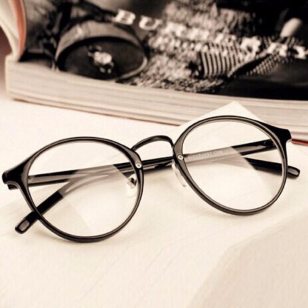 Women's Geeky Glasses