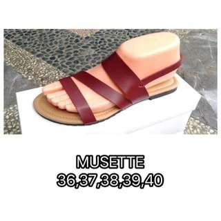 Sandal/sepatu sophie martin ori