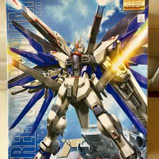 FREEDOM GUNDAM (MG) Z.A.F.T. MOBILE SUIT ZGMF-X10A
