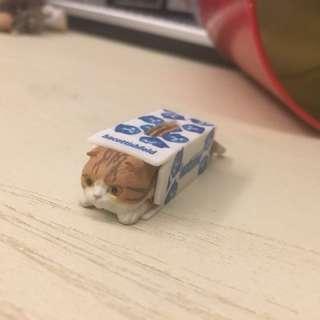 🚚 面紙貓 有紙無殼
