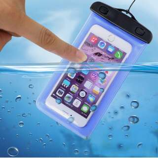 Sealed waterproof phone case bag for iphone