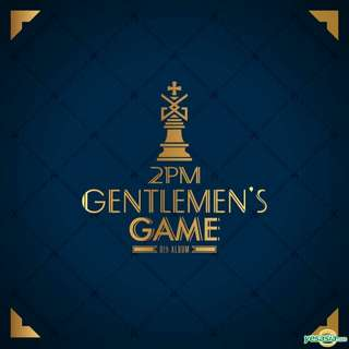 [LF/WTB] 2PM Gentlemen's Game Limited Edition