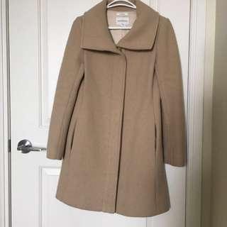 Club Monaco Italian wool coat