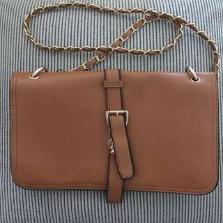Tan Small Bag