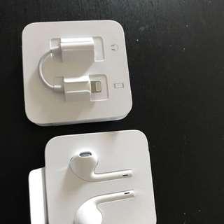 Apple wired earpods