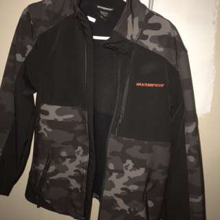 Boys XL Weatherproof Jacket Black