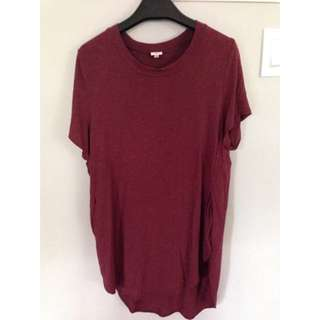 Aritzia Wilfred Cappuccine shirt - Size Small