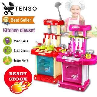 Children Kitchen Play Set