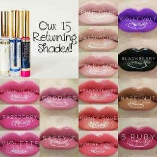 LipSense lipcolor
