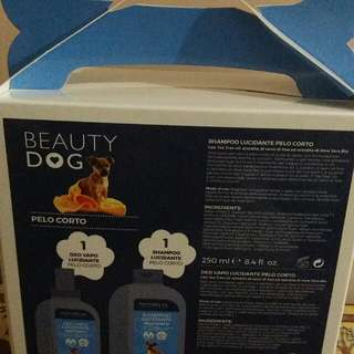 Dog Hair Cleansing Products
