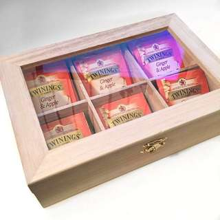 [Price Reduced] Tea / jewellery / Multipurpose Organiser Storage Box