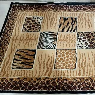 Tiger Carpet *FAST SELL