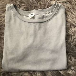 Cropped Garage T Shirt
