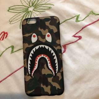 Bape iPhone 6 case
