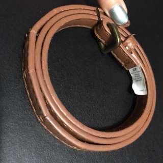 Small size belt