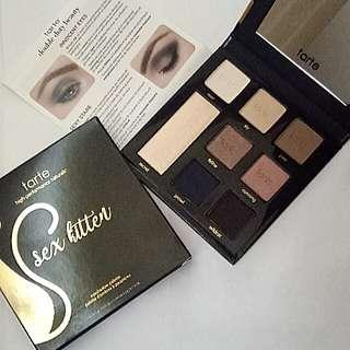 New & authentic limited edition tarte sex kitten eyeshadow pallet