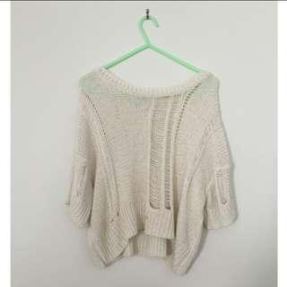 Cotton On Crop Knit