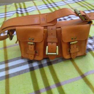 Authentic mulberry shoulder bag