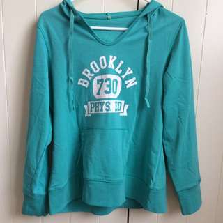 Active hoodie, Size M