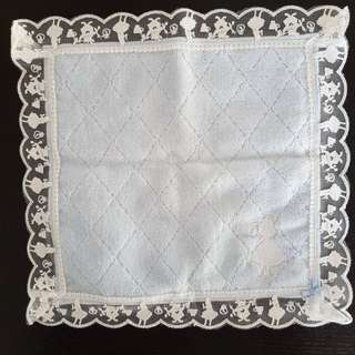 Alice in Wonderland handkerchief