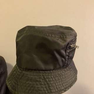 Stussy Khaki Bucket Hat
