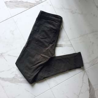 🌿AMERICAN EAGLE DARK GREEN PANTS