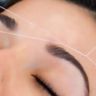 Eye Brow Threading