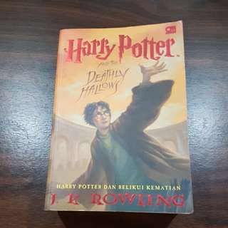 Harry Potter 7 - Relikui Kematian