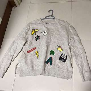 H and M pull over