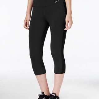 Nike Dri-Fit Capri leggings size medium (6-8)