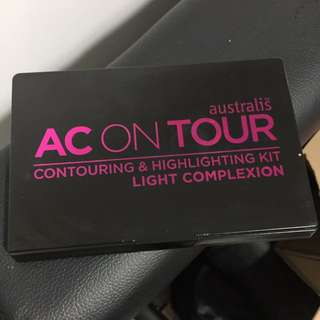 Contour and highlighting kit
