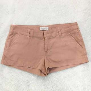 FOREVER 21 Millenial Pastel Pink Shorts 😍