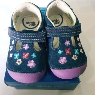 Stride rite prewalker shoes